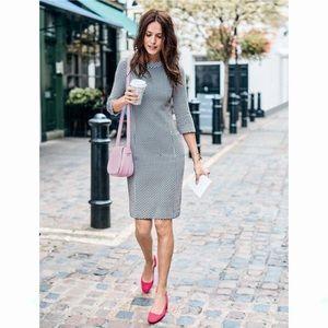 Boden | Sarah Jacquard Smart Day Dress